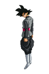 Goku Black (DBS Manga Chapter 25) Sprite