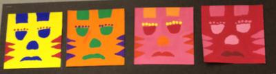 Colored Masks by Jaimiegirlz123x