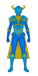 Blue Weapon Commander Scar