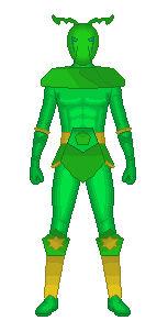 Green Weapon Commander Wrath