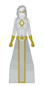 White Weapon Commander Luminos