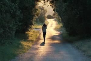 Sur la route II by Suave-Illusion