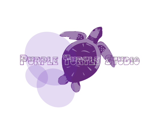 Purple Turtle Studio - Logo by to-the-land-of-nod on ...