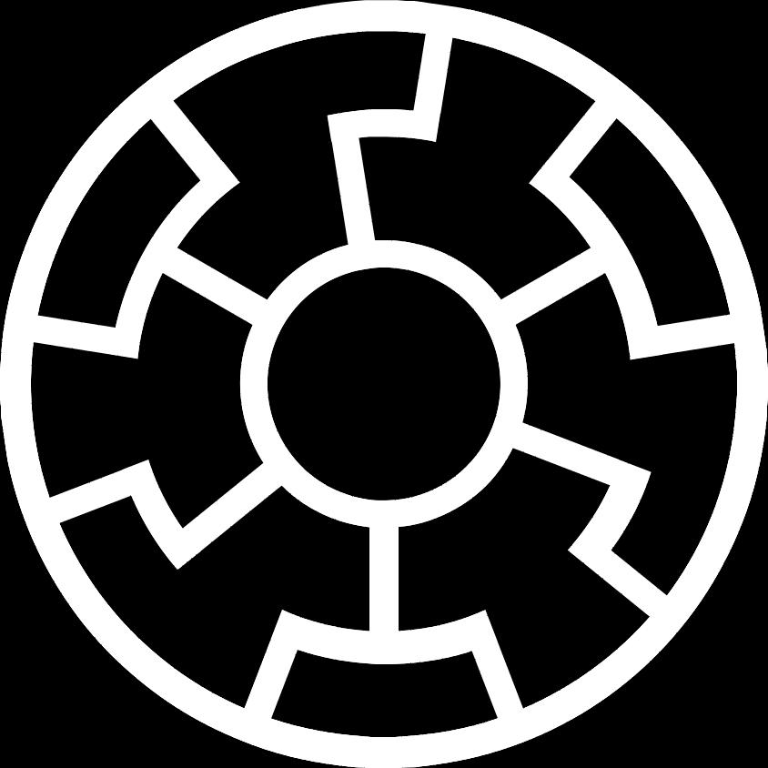 Sun wheel circle by N0xBird