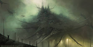 Strange Lands by ramsesmelendeze