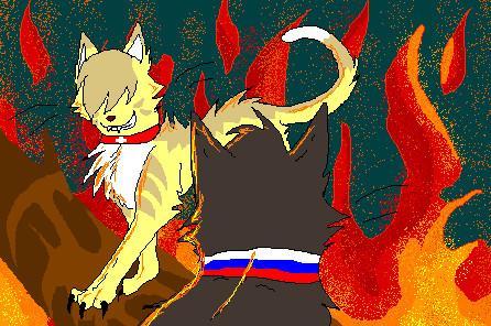 I Will Burn You by cargirl9