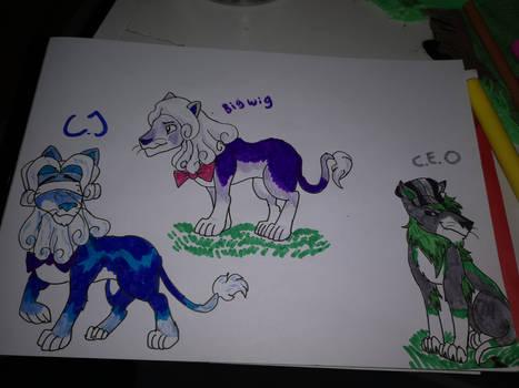 Cog  lions