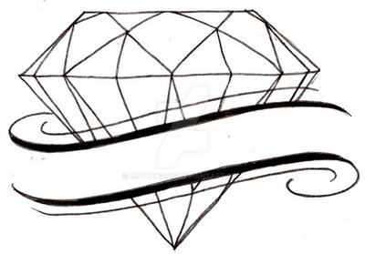Diamond Tattoo by Metacharis on DeviantArt