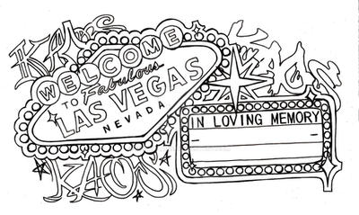 las vegas tattoo by metacharis on deviantart. Black Bedroom Furniture Sets. Home Design Ideas