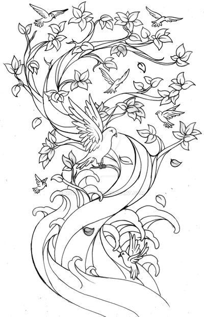 Family Tree Tattoo By Metacharis On Deviantart