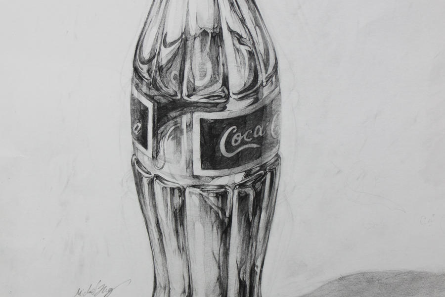 coca cola by dea01 on DeviantArt