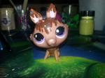 Cupcake Fox Littlest Pet Shop Custom