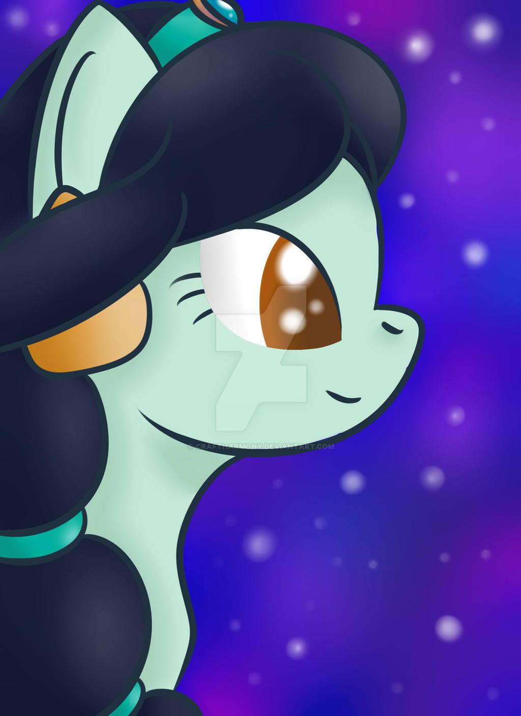 Jasmine Pony
