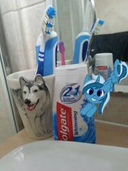 Colgate Loves Brushing Teeth