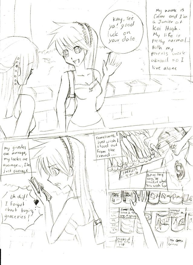 black rose chap 1 pg 1 by shikami