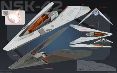 Vehicle design: Freccia