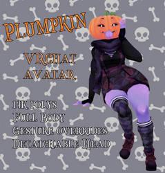 Plumpkin VRChat Model