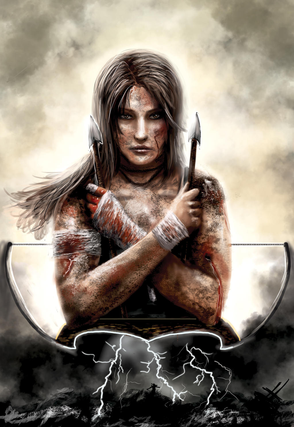 Tomb Raider: Reborn. by lakarker