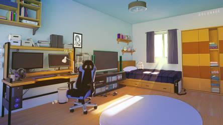 Room by SOEURISE
