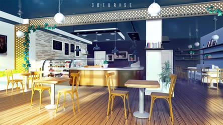 Cafe De Luna by SOEURISE