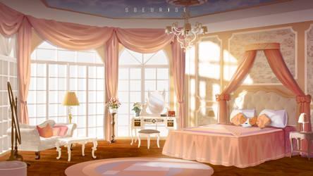 Lee Krissu's room