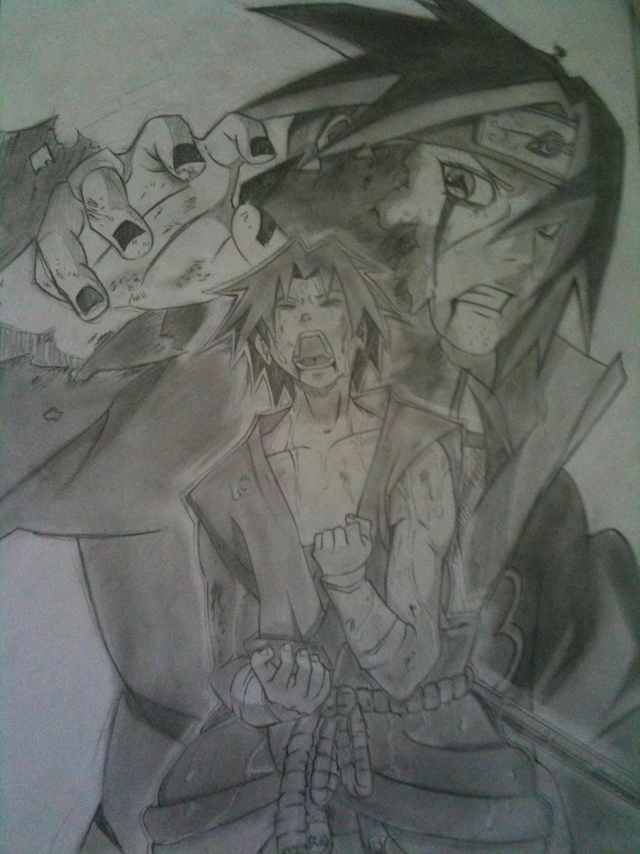 the truth of itachi by ian-zhou2