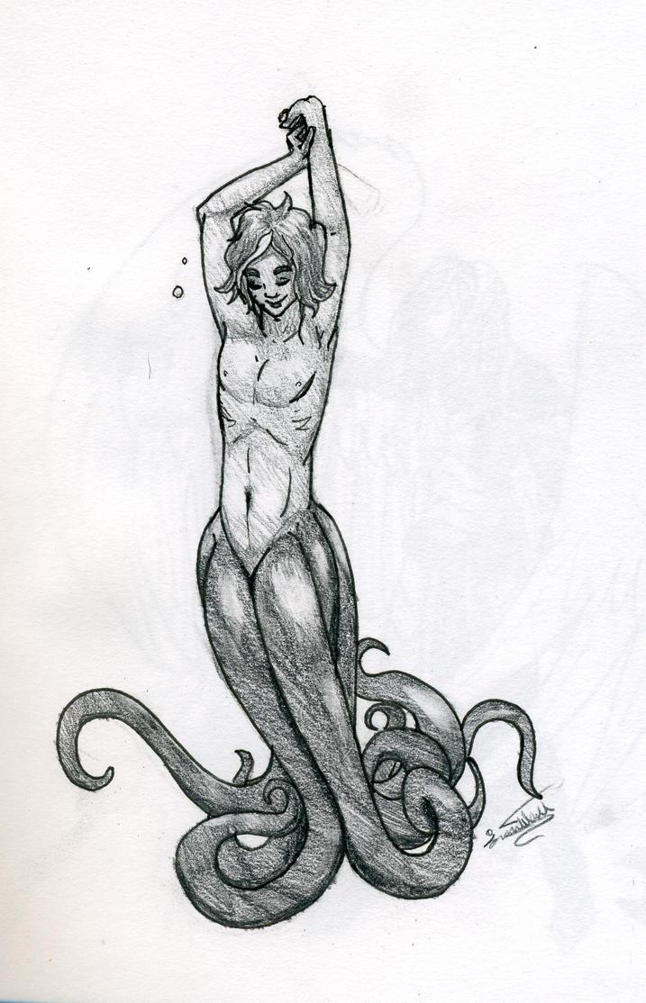 Octopus Boy by GensouRyuu