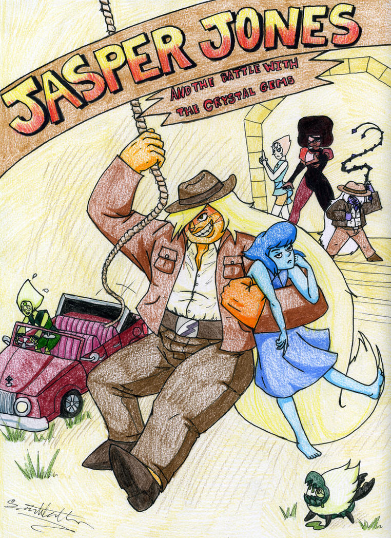 The Adventures of Jasper Jones by GensouRyuu