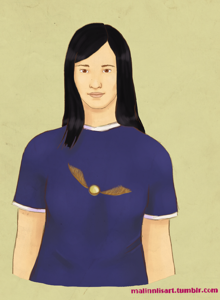 Cho Chang by malinnlis
