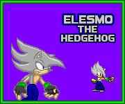 Elesmo TH-Mark by ElesmoTheHedgehog