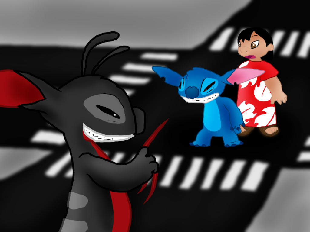 Experiment 626 vs. 086 by fansofshadow