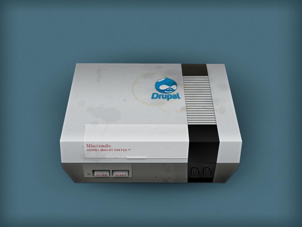 NES - Drupal by Mellergaard
