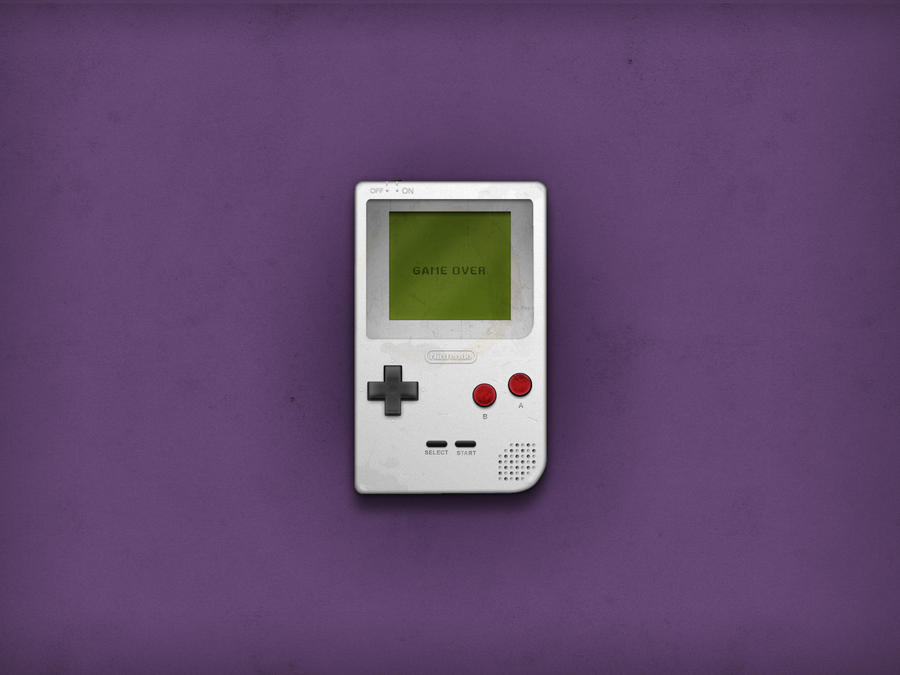 Gameboy Pocket by Mellergaard