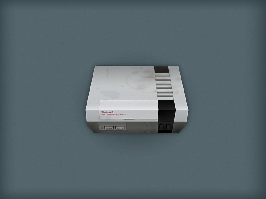 NES - 1600x1200 by Mellergaard