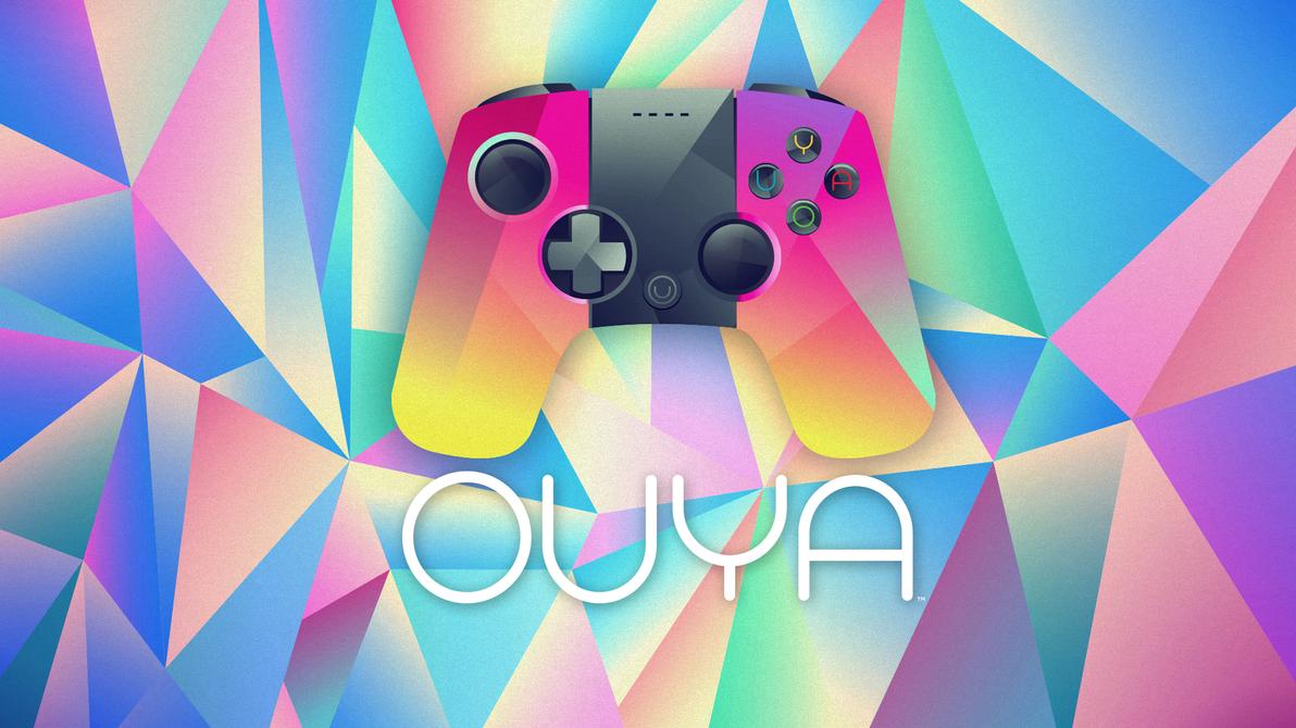 Ouya 1980x1080 by Mellergaard