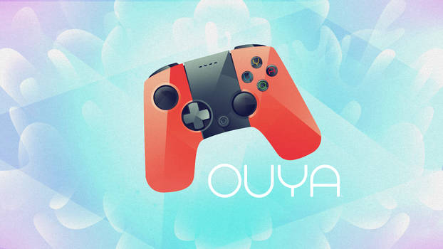 OUYA Wallpaper 1920x1080