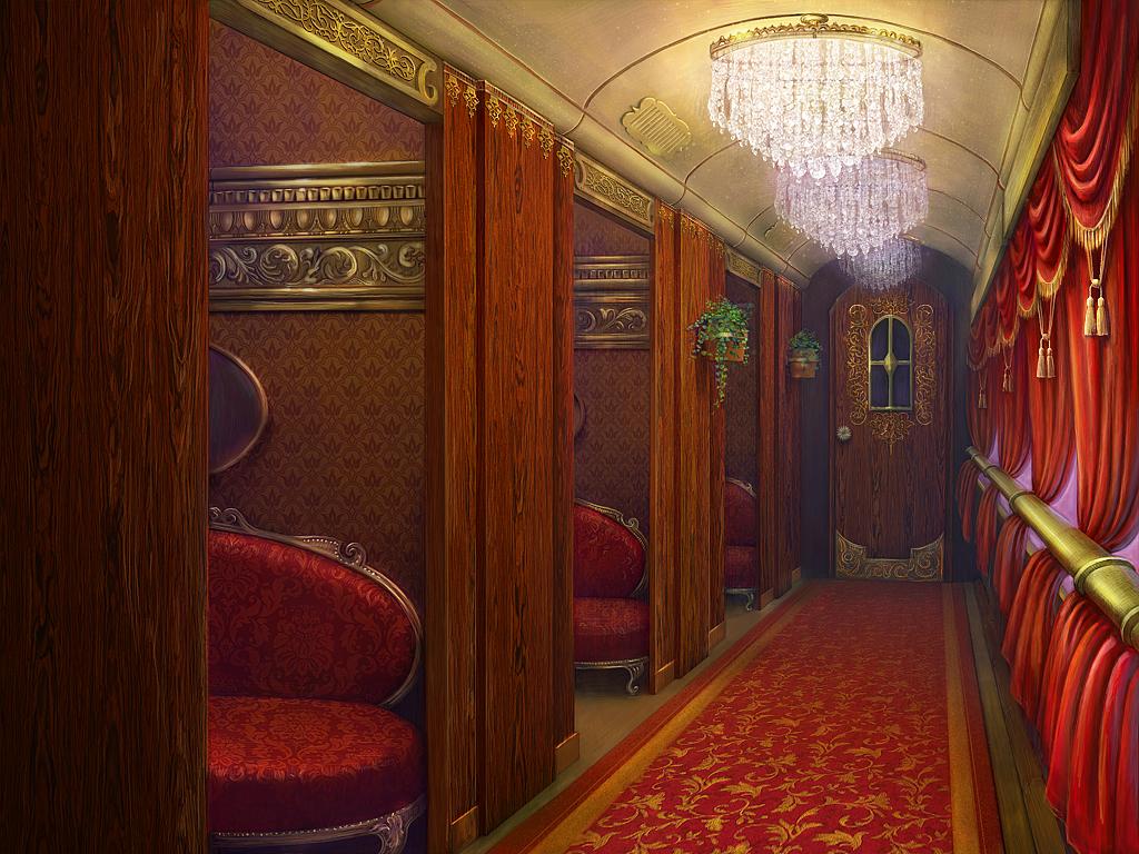 train inside by alvor on deviantart. Black Bedroom Furniture Sets. Home Design Ideas