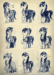Kitty always dresses in style by TheFlyingMagpie