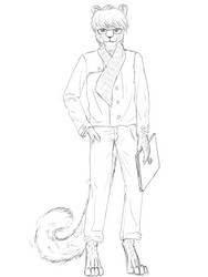 Fursona (Anthropomorphic) Second Edition Draft - 1 by snowkylin