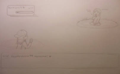Sketch: What happens when studying... by starblast9