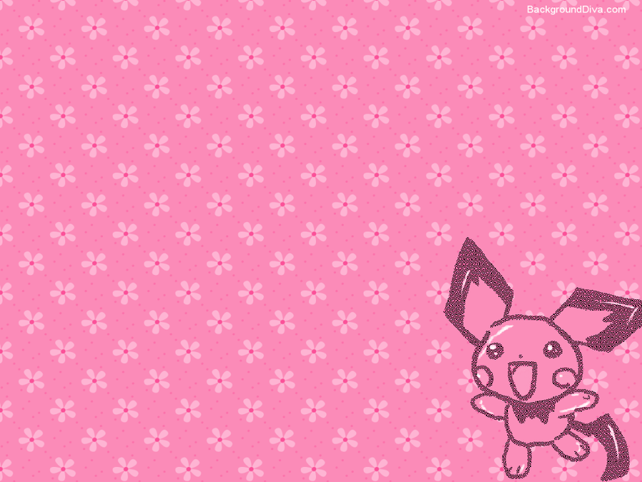 Gallery For &gt Pichu Wallpaper