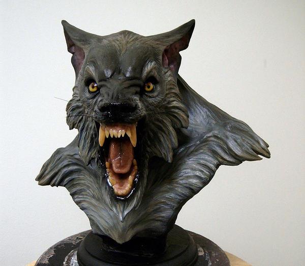 Narnia - Werewolf by schellstudio