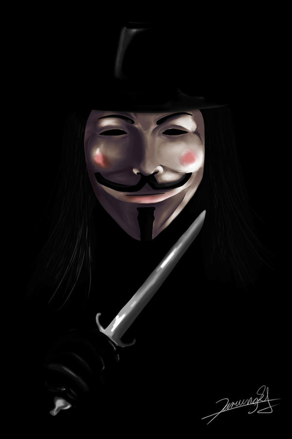 v for vendetta 4 essay V for vendetta sets the gunpowder plot as v's historical inspiration, contributing to his choice of timing, language and appearance for example, the names rookwood, percy and keyes are used in the film, which are also the.