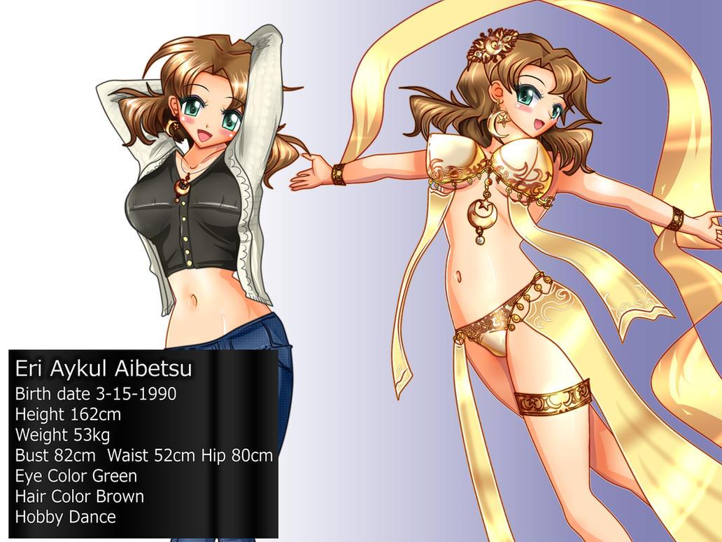 Eri Aykul Aibetsu Profile by tansoku102cm