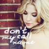 Don't call my name by AnGel-Perroni