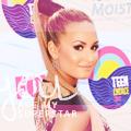 Demi Lovato by AnGel-Perroni