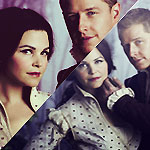 Once upon a time (Snow white and Prince charming) by AnGel-Perroni