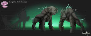 Changling Brute concepts
