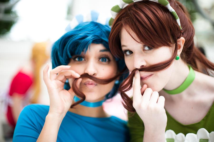 Katsu 2012: Moustache ID by melvinopolis