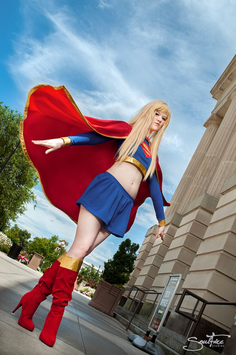 DC: Supergirl by melvinopolis
